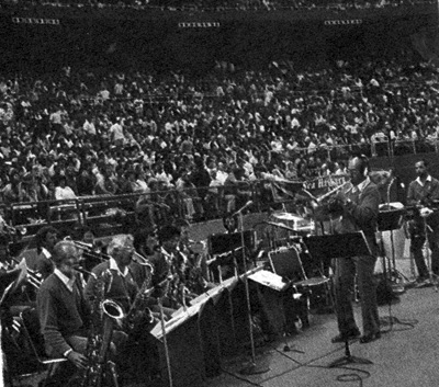 1986 Seahawks Jazz Band