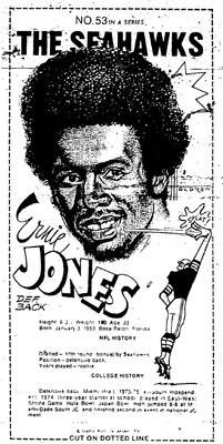 Ernie Jones Seattle PI