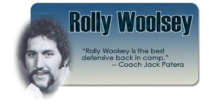 Rolly Woolsey