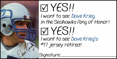 Image result for seahawks ring of honor